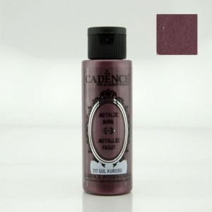 217 Dry Rose 70ML Metalik Boya