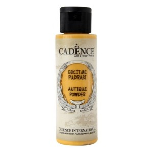 704 Oxıde Yellow Antique Powder 70ML(cc)