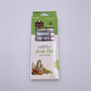 SET AKRILNE BOJE 12PCS 12mL