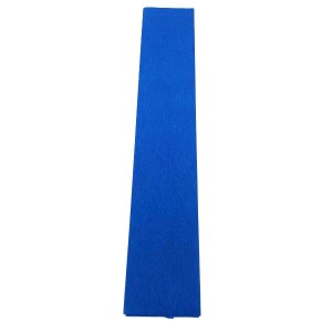 Ukrasni papir krep (royal blue)