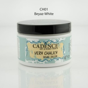 150ML Very Chalky Home Decor  - Bijela